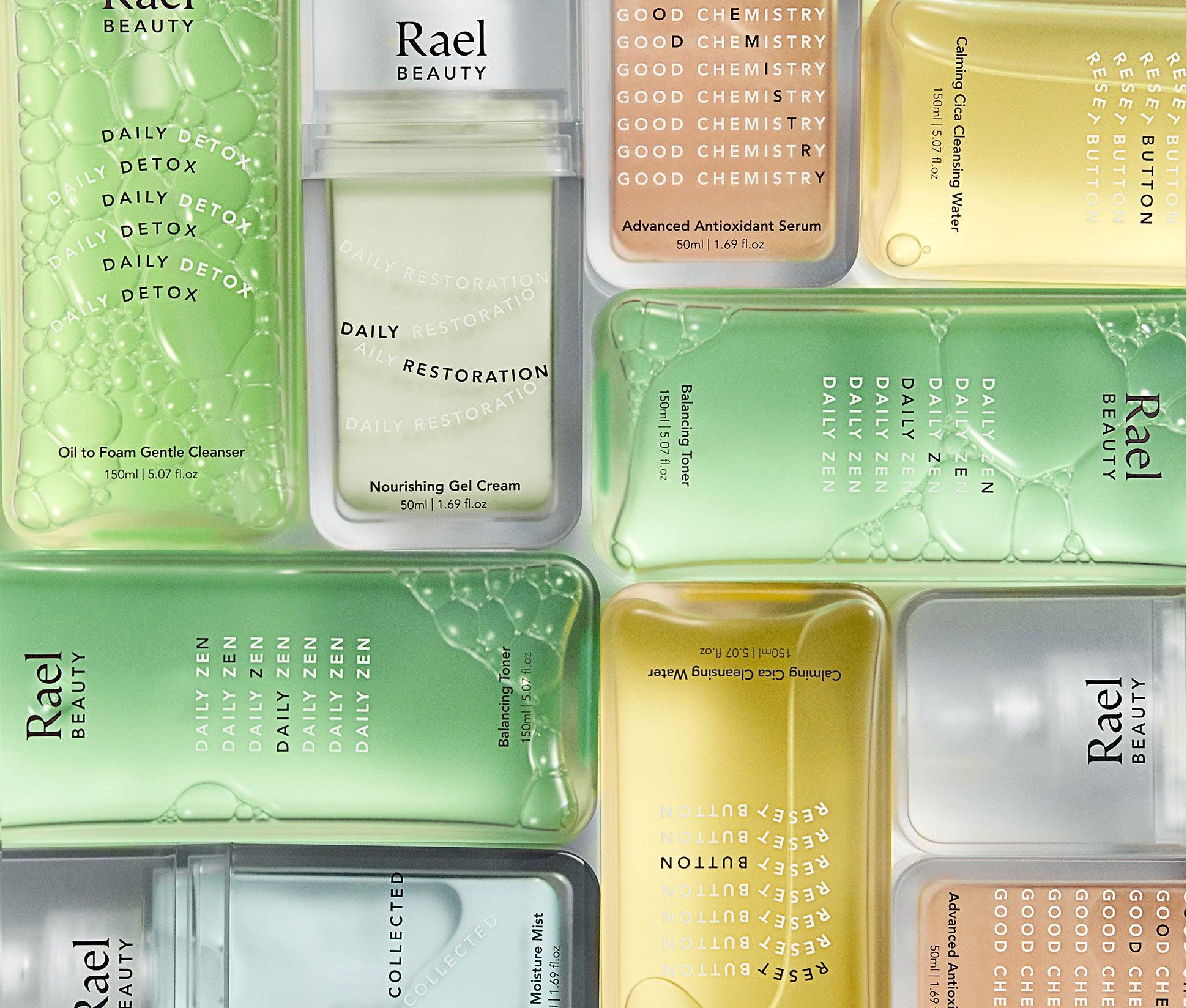 Rael - Daily Restoration Nourishing Gel Cream