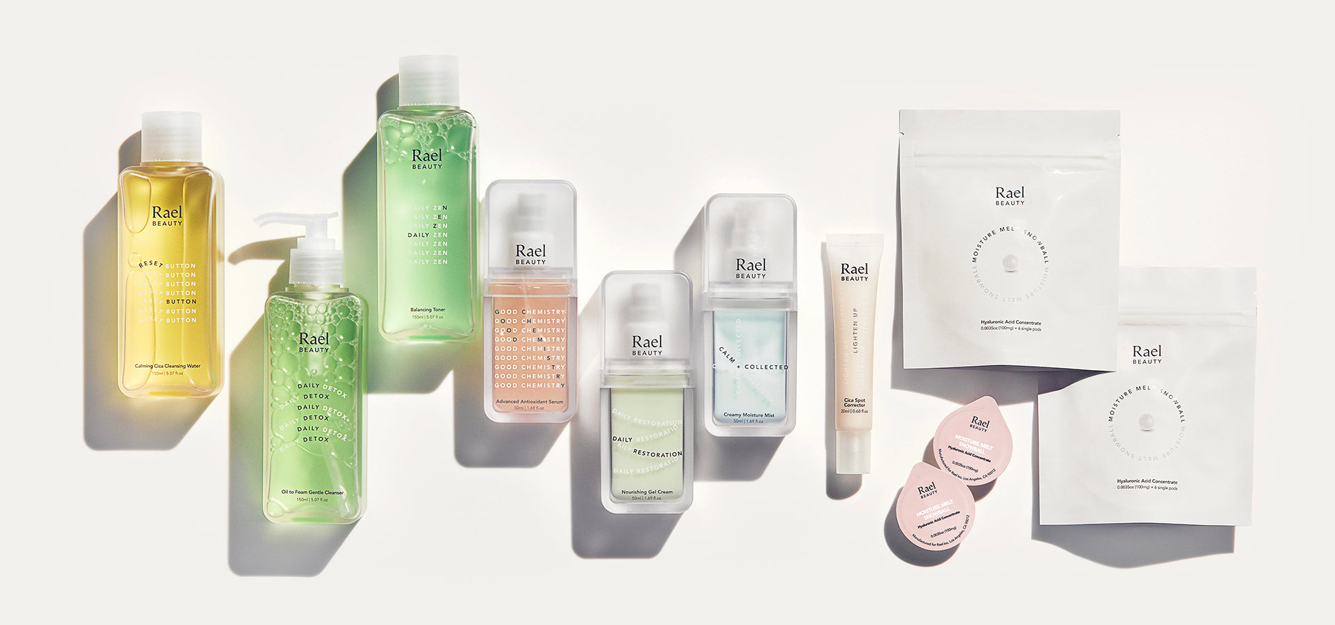 Rael - Skin Care Collection