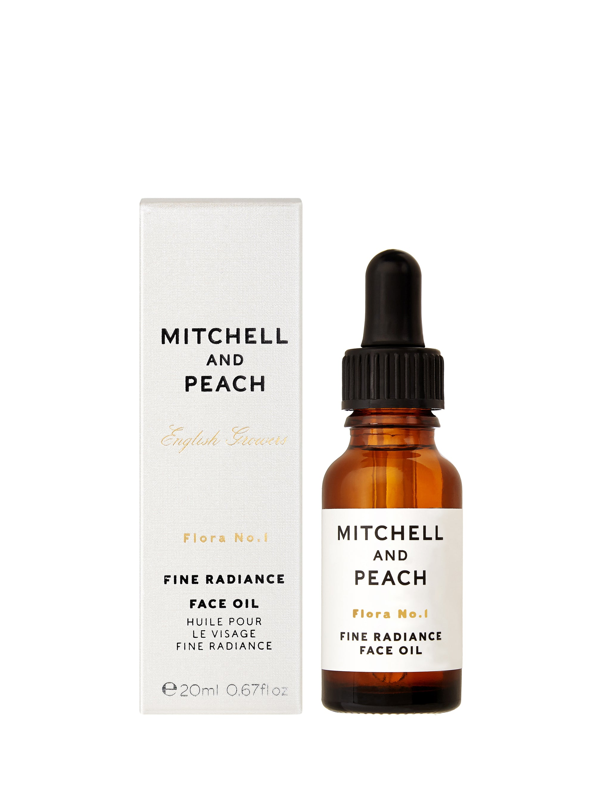 Mitchell and Peach - Flora No. 1 Fine Radiance Face Oil