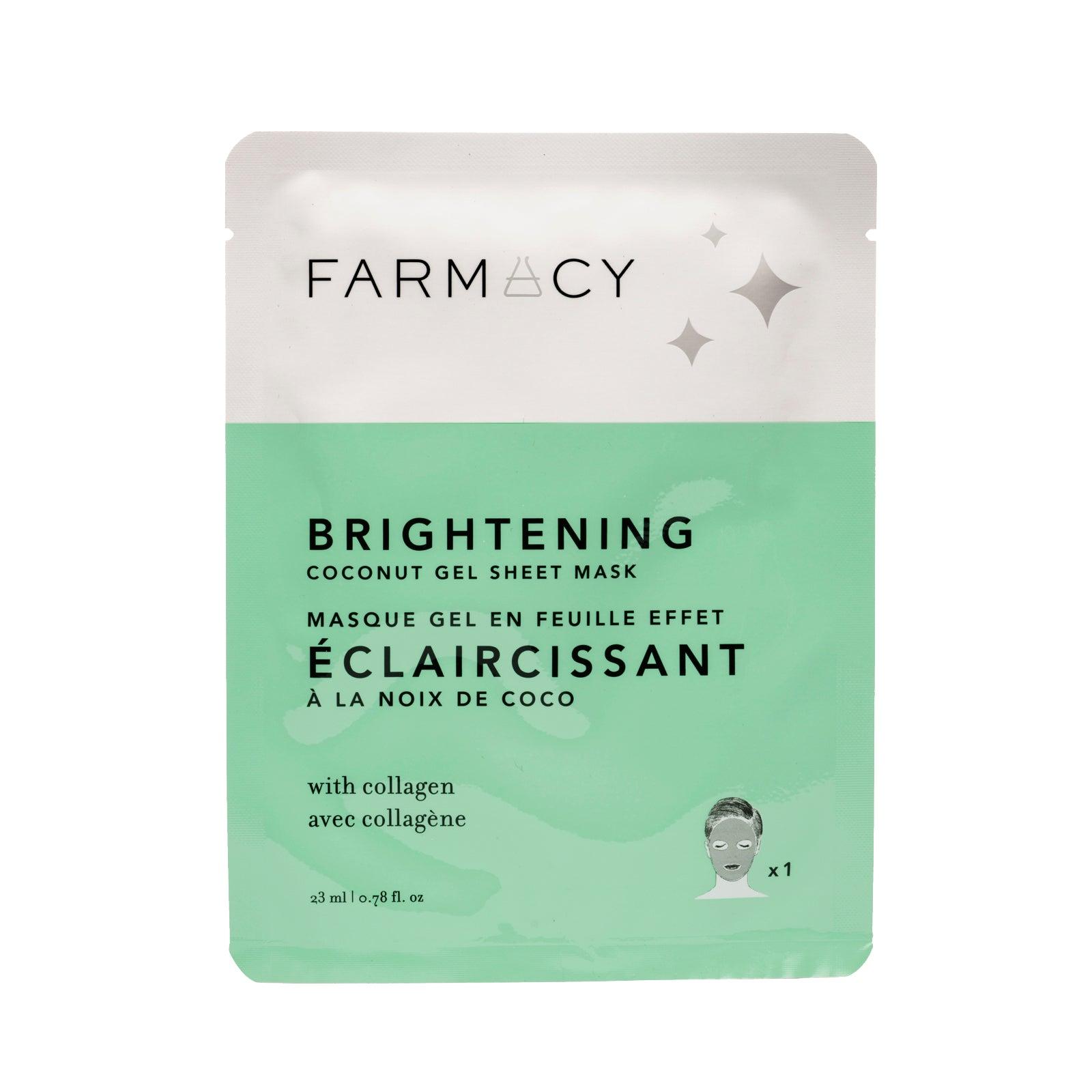 Farmacy - Coconut Gel Sheet Mask