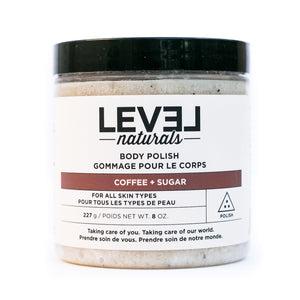 levelnaturals - Coffee + Sugar Body Polish