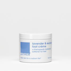 Lather - Lavender & Eucalyptus Foot Crème