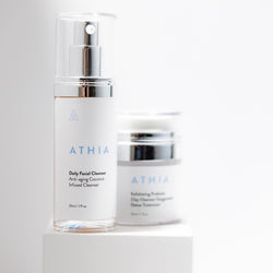Athia Skin Care Cleanser Duo