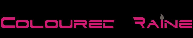 Coloured Raine's logo