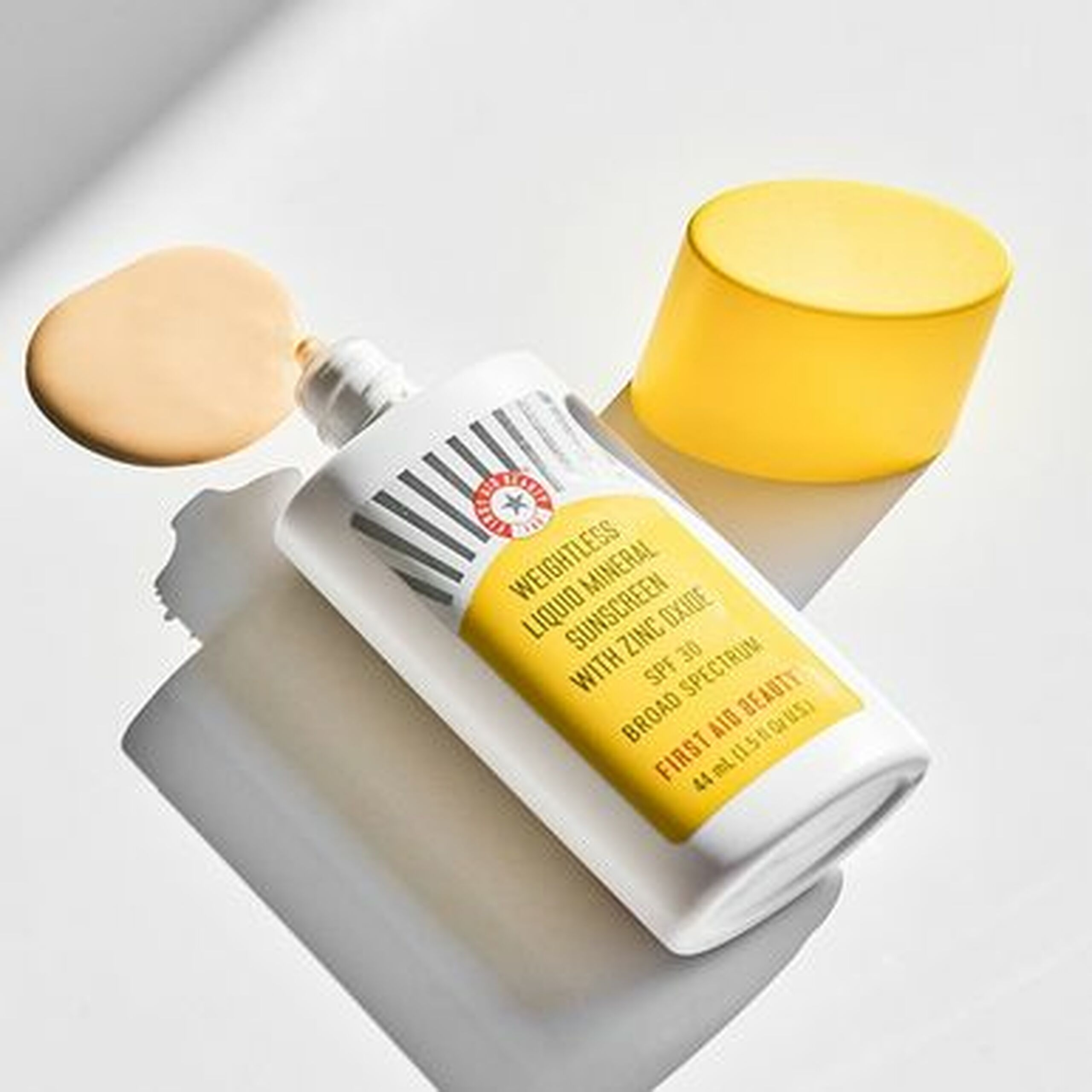 firstaidbeauty.com - Weightless Liquid Mineral Sunscreen with Zinc Oxide SPF 30