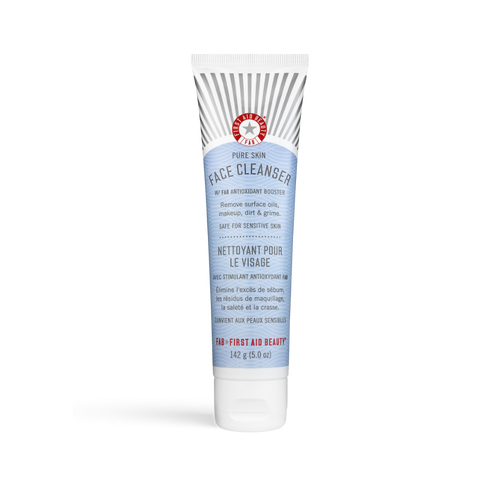 Fragrance-Free, GENTLE CLEANSER Face Cleanser