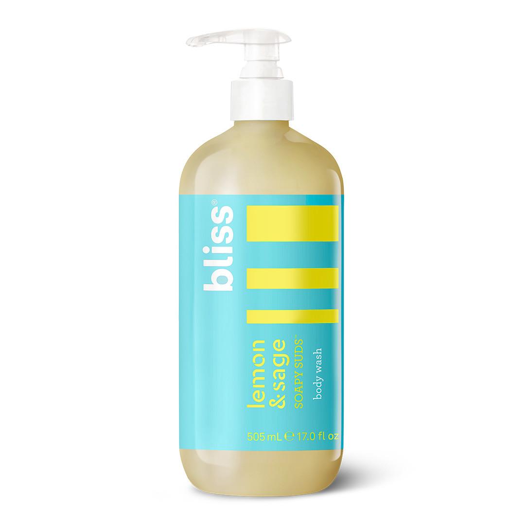 www.blissworld.com - Lemon & Sage Soapy Suds