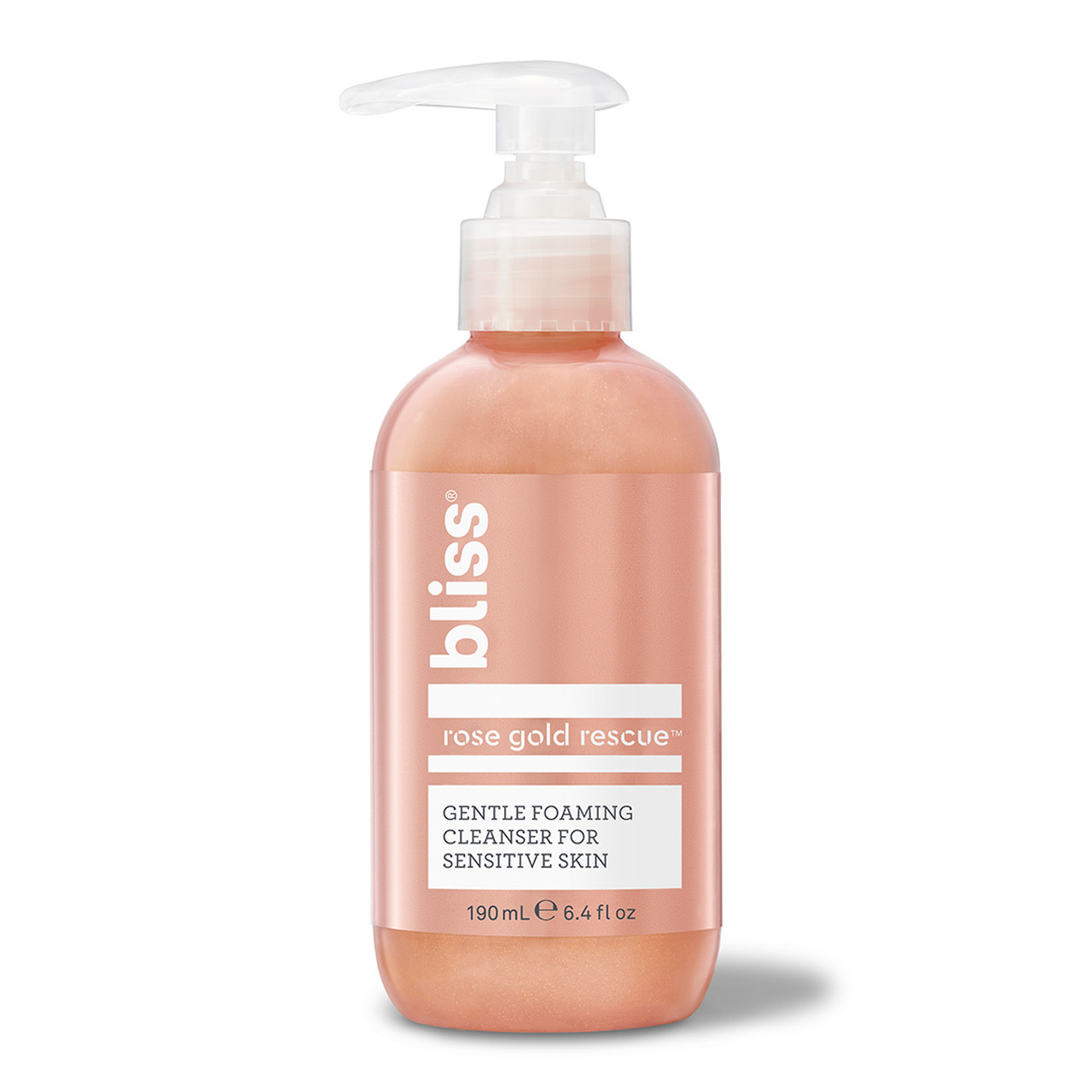 Bliss - Rose Gold Rescue Cleanser
