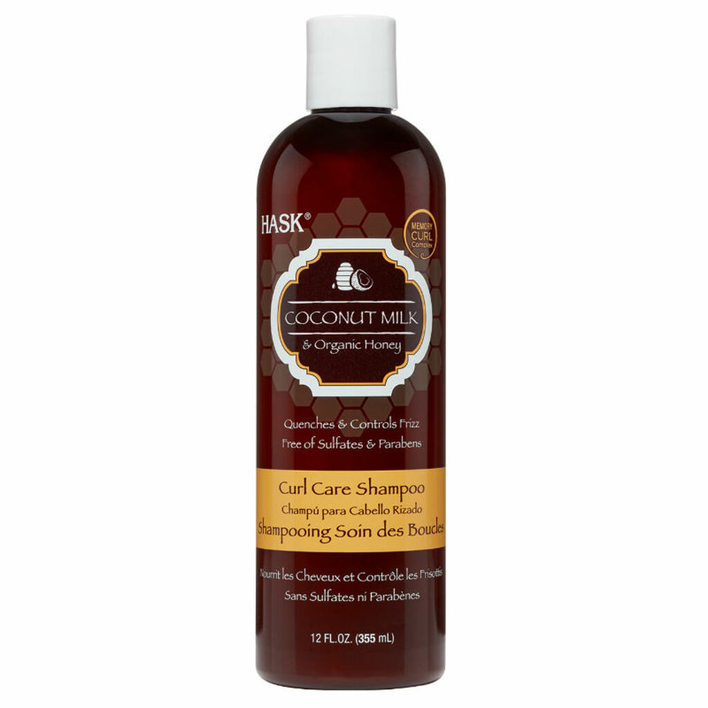 Hask - HASK Coconut Milk & Organic Honey Curl Care Shampoo (12 oz.)