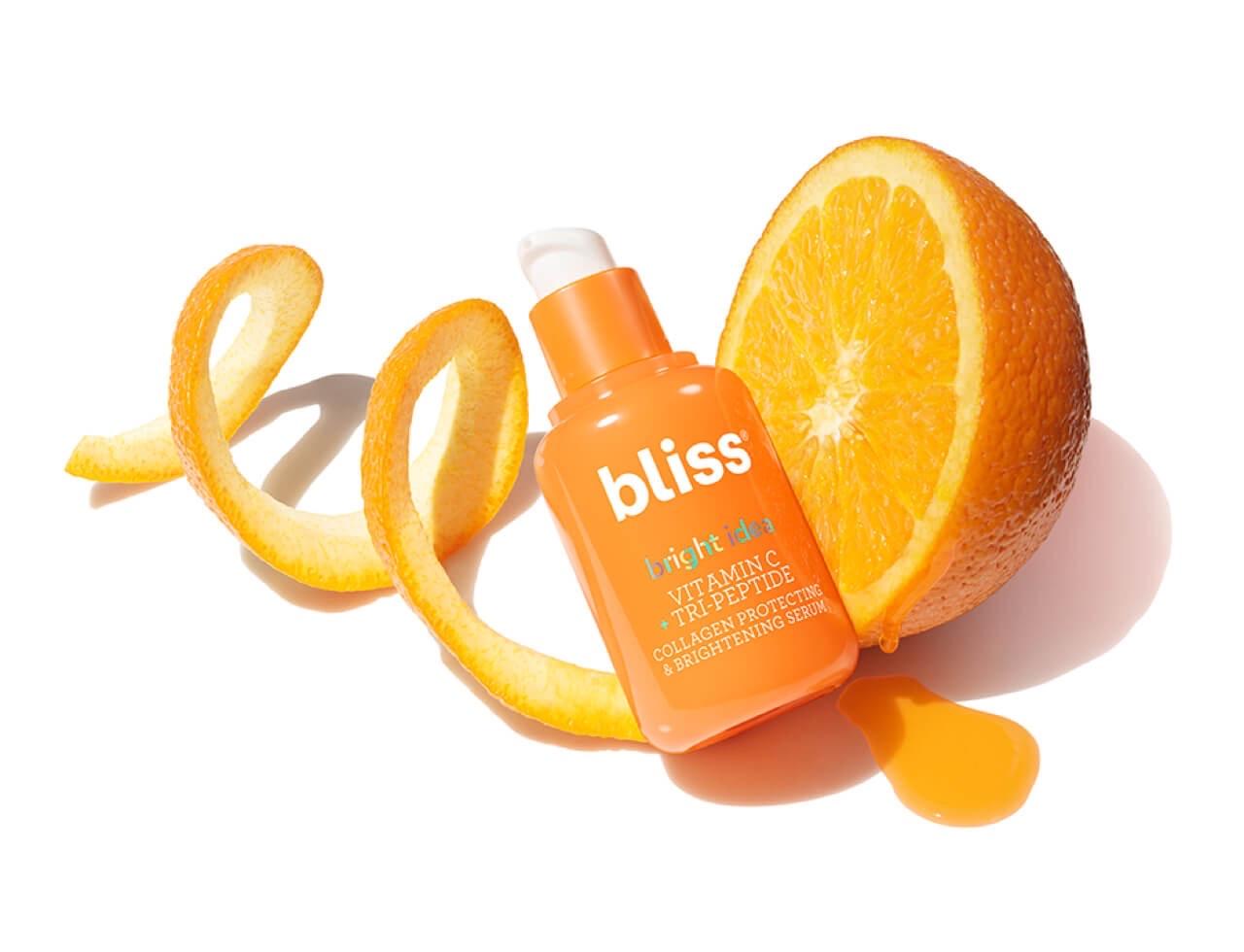 Bliss - Vitamin C Skincare: Skin Brightening Serum, Eye Cream