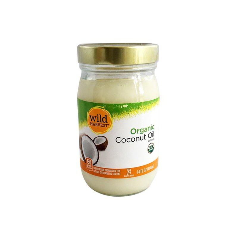 Wild Harvest - Wild Harvest Coconut Oil, Organic