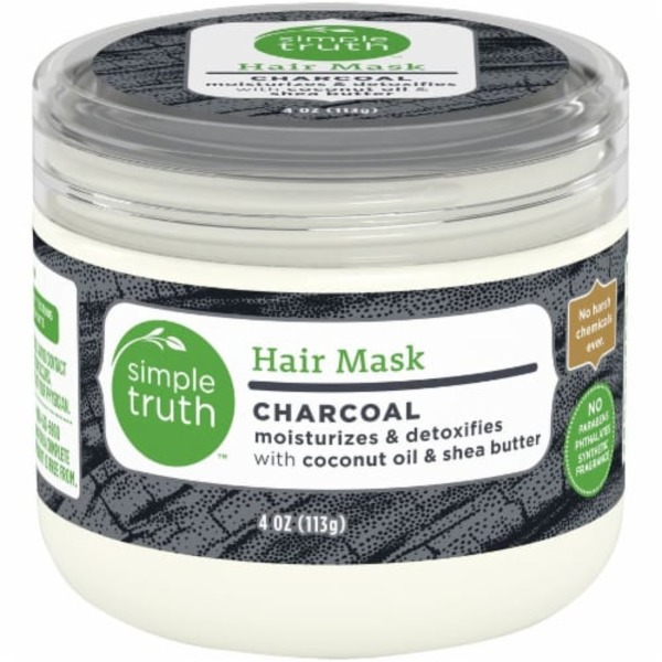 Simple Truth - Charcoal Hair Mask