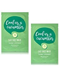 Bath & Body Works - Cool as Cucumber Sheet Mask