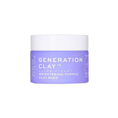 Generation Clay - Ultra Violet Brightening Purple Clay Mask