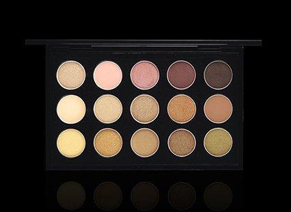 MAC - Palette Eyeshadow x15 Warm Neutral