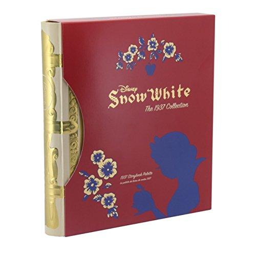Besame LIMITED EDITION DISNEY SNOW WHITE 1937 ANNIVERSARY STORYBOOK PALETTE