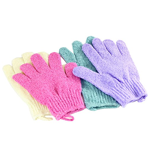 CHUANGLI - Scrubbing Exfoliating Gloves