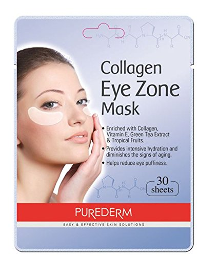 Purederm - Deluxe Collagen Eye Mask