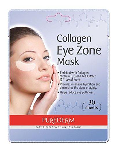 Purederm - Deluxe Collagen Eye Mask
