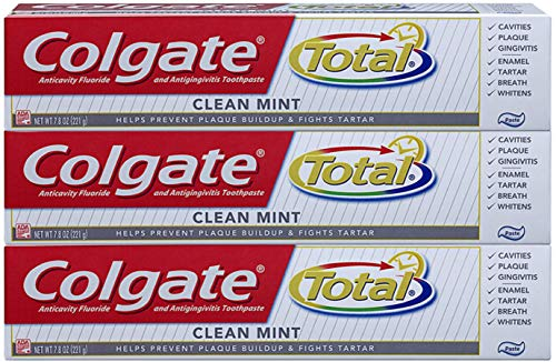 Colgate - Total Clean Mint Toothpaste