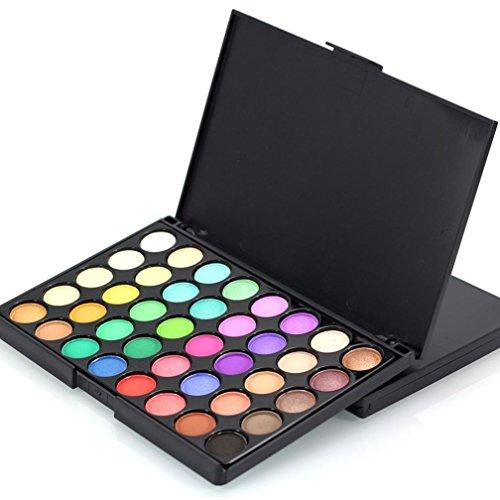 VESNIBA - Cosmetic Matte Eyeshadow Cream Makeup Palette Set