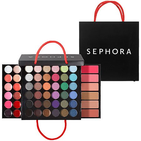 Sephora - Medium Shopping Bag Makeup Palette