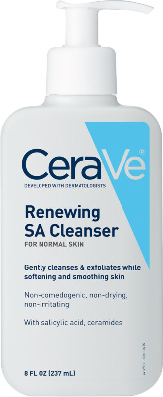 Cerave - Renewing SA Cleanser For Normal Skin