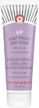 First Aid Beauty - KP Bump Eraser Body Scrub with 10% AHA