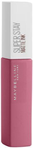 Maybelline - Superstay Matte Ink Lipstick Liquid, inspirer