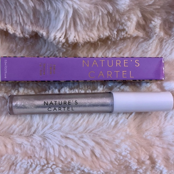danimccoppin - Nature's Cartel Shimmer Lip Gloss Shade VCR Static
