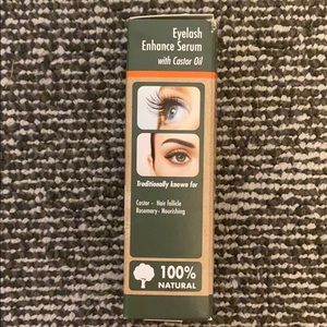 Nwt/New - 🆕 Natural Eyelash Serum