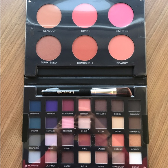 bebe - Bebe Ultimate Glam Pallet Everything you need Face