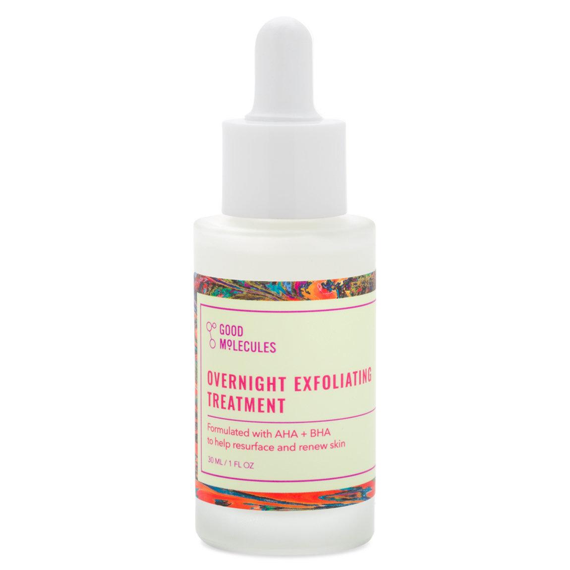 Good Molecules - Overnight Exfoliating Treatment