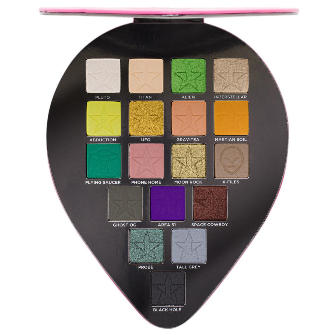 Jeffree Star Cosmetics - Alien Eyeshadow Palette