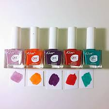 Kiss - Gel Strong Nail Polish Collection, The Aesthetic Edge