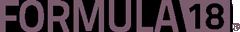 Formula 18's logo