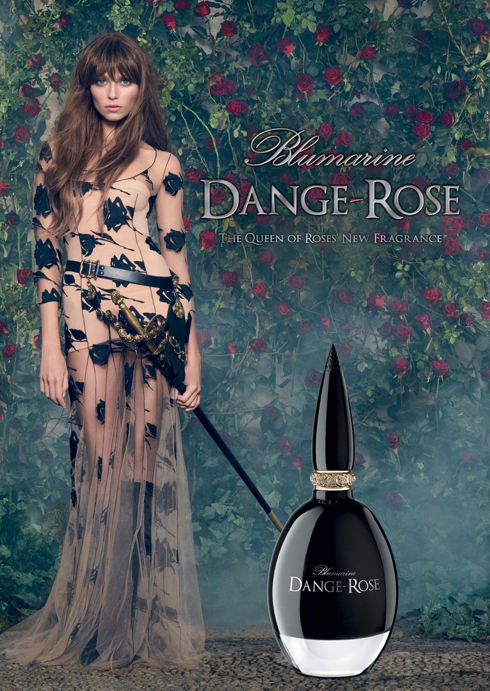 Blumarine - Blumarine Dange-Rose New Fragrances