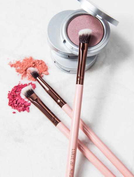 luxiebeauty.com - Rose Gold - Eye Essential Set