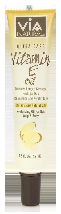 Via Natural - Ultra Care Oil Vitamin E