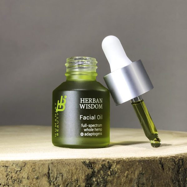 humanistbeauty - Herban Wisdom™ Facial Oil