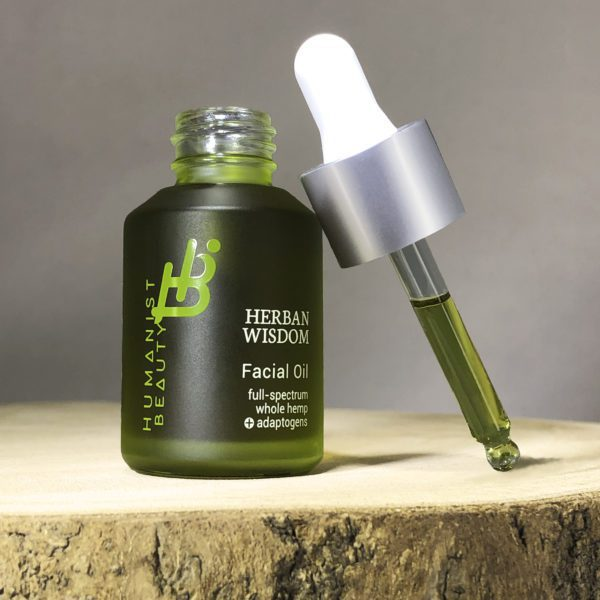 Humanist Beauty - Herban Wisdom™ Facial Oil
