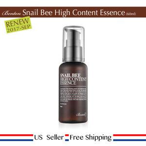 Benton - Details about Benton Snail Bee High Content Essence 60ml + Free Sample [US]
