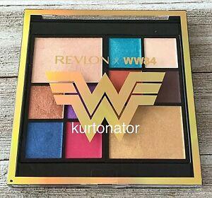 Revlon - Details about Revlon x WW84 Wonder Woman Face & Eye Palette NEW 2020