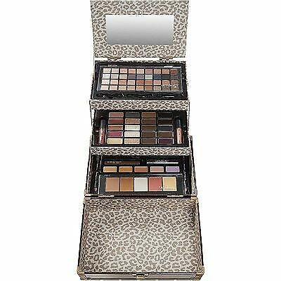 www.ebay.com - Ulta Beauty Shine Brighter Makeup Kit Collection 41 Pieces Marble Train Case NEW