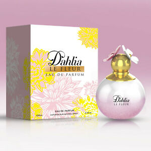 Mirage Brands - Details about Mirage Dahlia Le Fleur 3.4 Oz Women's Perfume