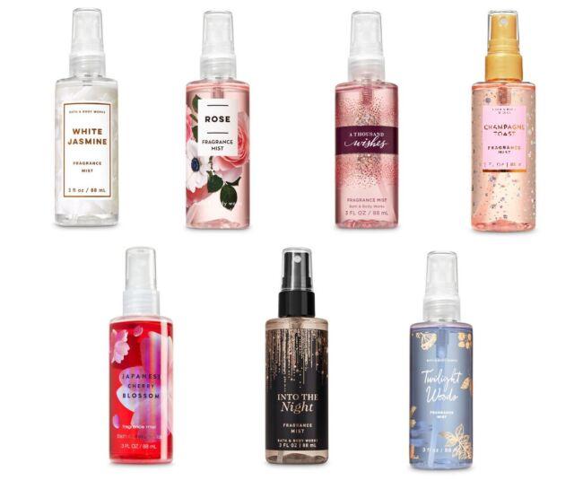 Bath & Body Works - Fragrance Mist, White Jasmine
