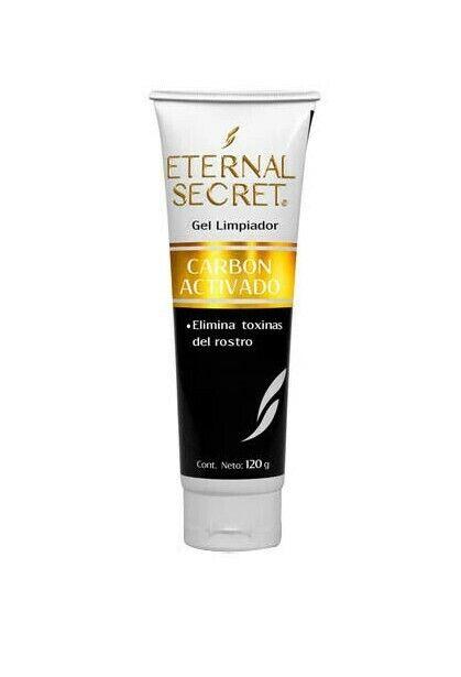 Aprox. - Eternal Secret Gel Limpiador Facial con extrema activado 120 G