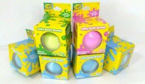 Crayola - Jelly Bath Bombs
