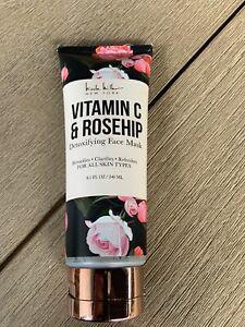 Nicole Miller - Details about Nicole Miller Vitamin C & Rosehip Detoxifying Face Mask, 8.1 Fl Oz
