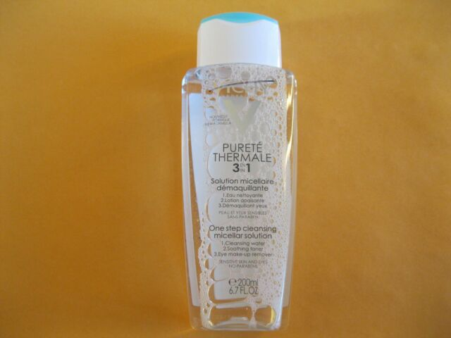 Vichy - VICHY Purete Thermale 3in1 One Step Cleansing Micellar Solution EXP NOV 2020